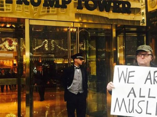 Michael Moore: We are all Muslim