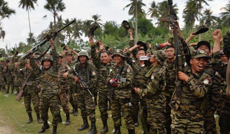 Philippines, Muslim against Muslim