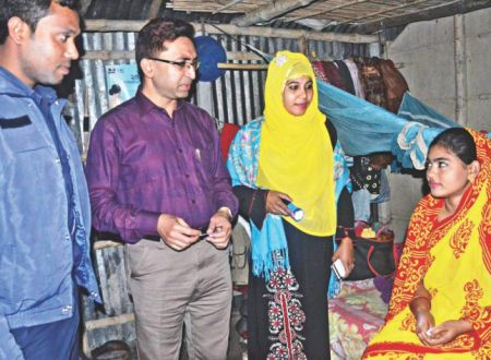 Child marriages prevented in Natore, Bangladesh