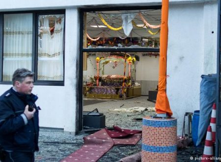 "Minorities under threat! ""Gurdwara"" bombed by salafists in Germany"