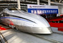 """China, Russia and the facts: the real """"High speed train"""" reopen the ancient Silk Road"""
