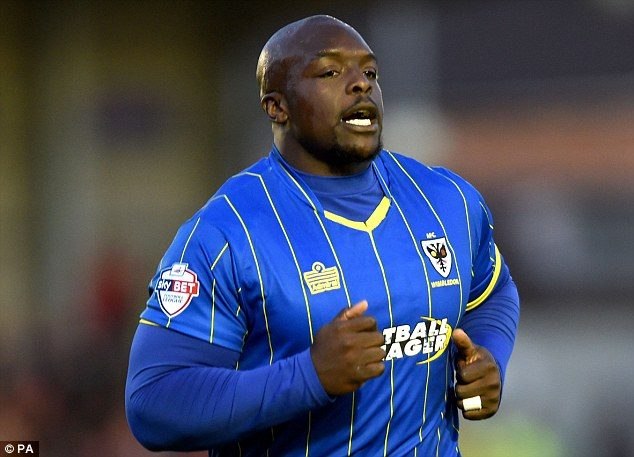 GB, the bomber with the belly: the goal-promotion of Akinfenwa