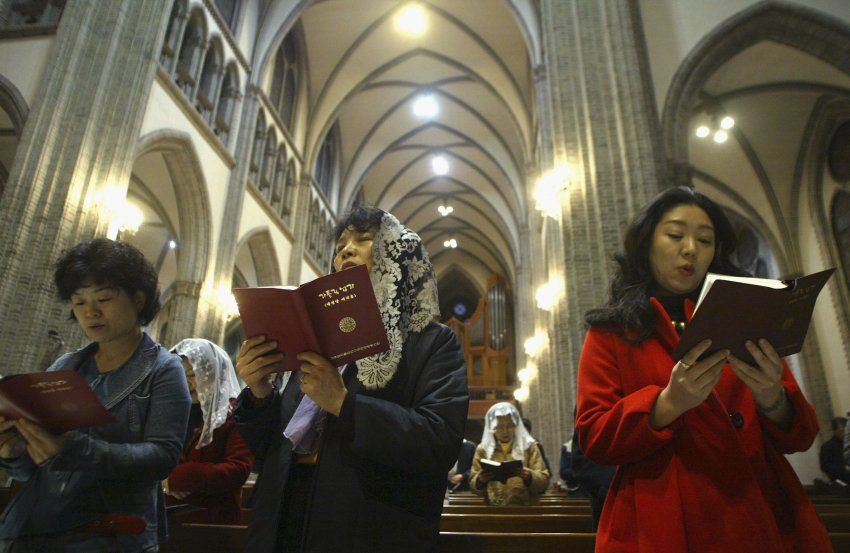 Seoul Archbishop Nicholas Chung Jin-Suk Is Appointed Cardinal