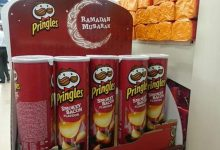 Tesco and the bacon flavoured Pringles as part of Ramadan promotion