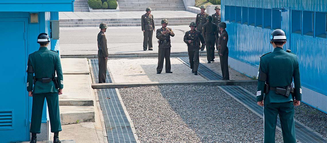 To play pok mon go in south korea head north korea to for Bureau 38 north korea
