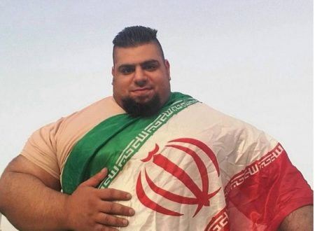 The Iranian Hulk leaving for Syria: I will smash ISIS