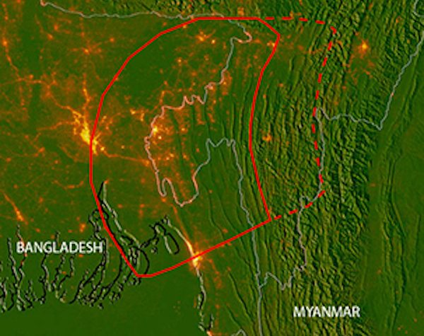 A Huge Earthquake Is Brewing Under Bangladesh