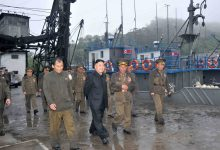 North Korea: two missiles against Japan