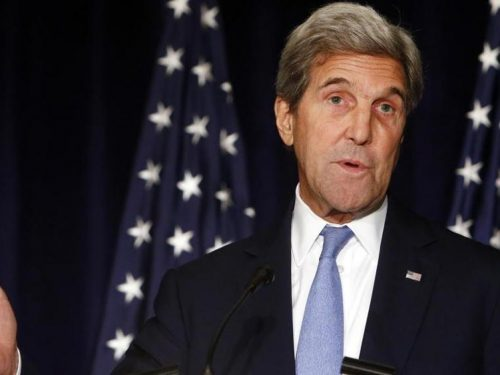 "Ultimatum of Kerry to Putin: ""Stop the raids on Islamists or we'll end of the relationship"""