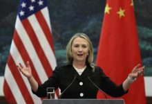 "Clinton: US could ""ring China with missile defense"""
