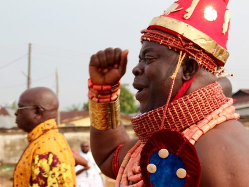 The Oba of Benin Kingdom: A history of the nigerian monarchy