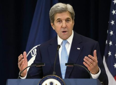 Kerry: Israel can be Jewish or democratic, not both