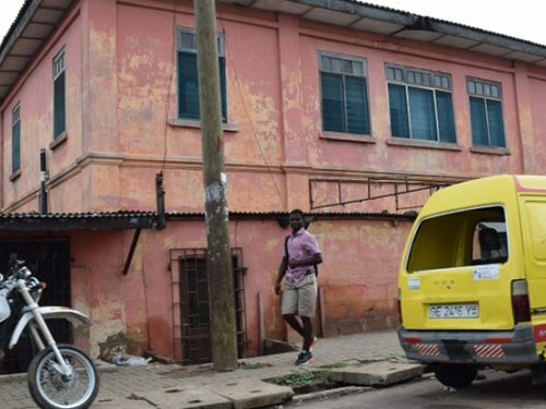 Fake US embassy operated in Ghana for a decade