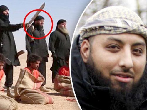 """The """"giant"""" is the new executioner of ISIS"""