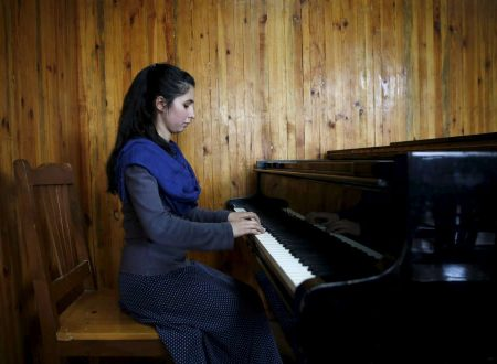 "The first female orchestra of Afghanistan: ""Against the Taliban with music"""