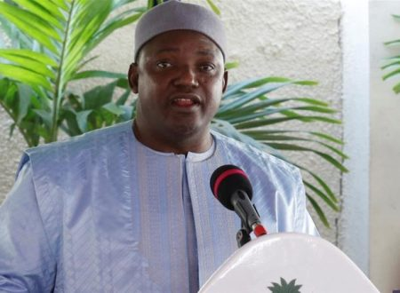 """Good news from The Gambia: new president to remove """"Islamic"""" from the """"Republic"""" name"""