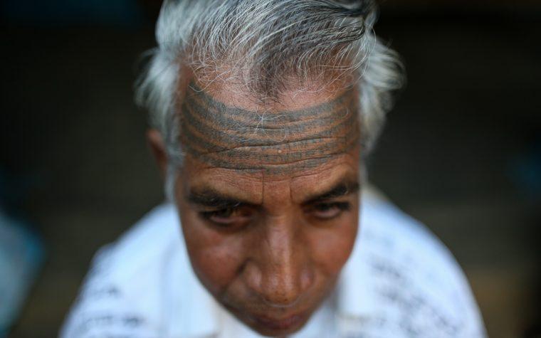 """Raam naam"": Tattoos in India's Dalit community"