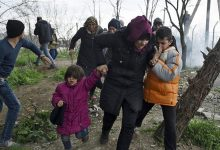 Women fear violence and rape in refugee camps