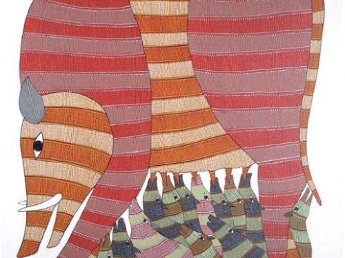 Gond and Beyond: Tribal Artists from India