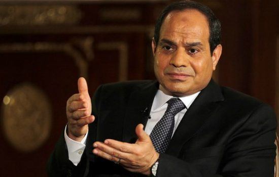 Gen. al-Sisi to build largest church in Egypt