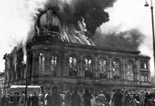 """GERMAN COURT: SYNAGOGUE TORCHING AN ACT TO """"CRITICIZE ISRAEL"""""""