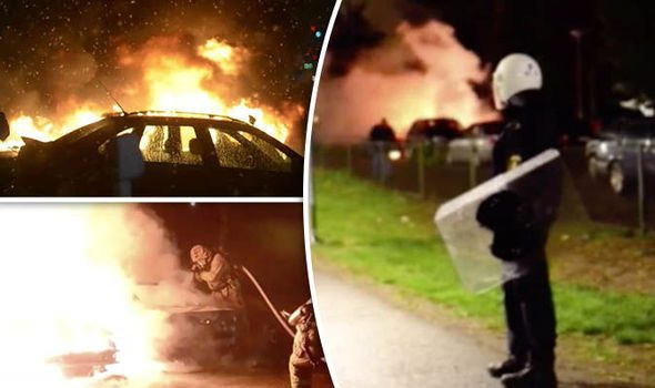 MALMÖ: POLICE APPEALS FOR PUBLIC HELP AGAINST 'UPWARD SPIRAL OF VIOLENCE'