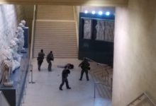 """""""Allahu Akbar!"""" And it's Terror at the Louvre"""