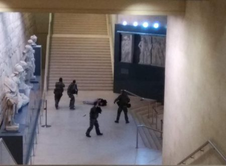 """Allahu Akbar!"" And it's Terror at the Louvre"