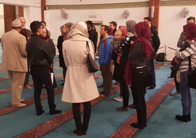 #VisitMyMosque: UK Muslims open doors in a disparate trying to convert britons to Islam