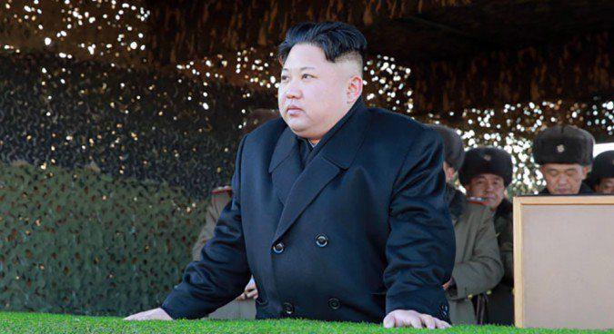 BREAKING N.Korea launches mid-range missile from northwest region