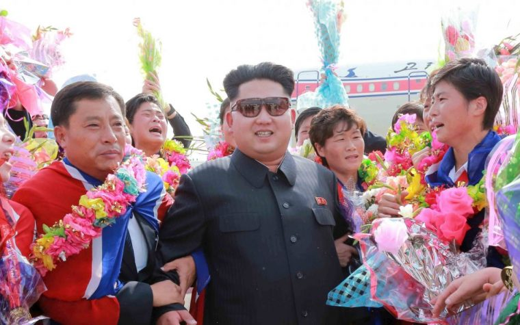 Kim Jong-un in pictures: photoshoots of North Korea's leader