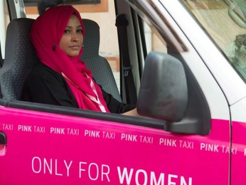 Pink taxi: Women-only service to be launched in Karachi