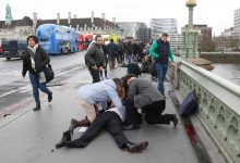 BREAKING JIHAD ATTACK Scenes of carnage on Westminster Bridge near parliament