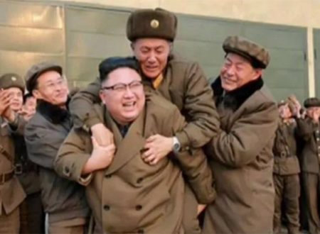 Kim Jong-un: a president of the people, for the people