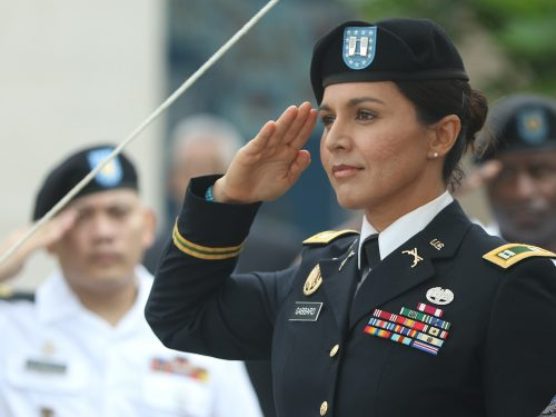 """Tulsi: """"US must stop funding ISIS"""""""