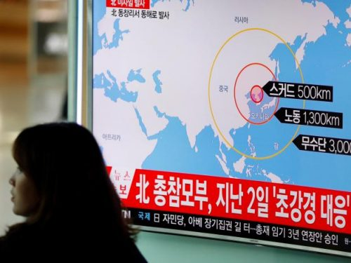 North Korea fires four ballistic missiles to Japan's maritime territory, angering Japan and South Korea