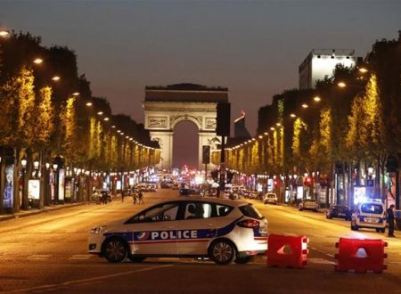 Paris: Attacker kills officer before being shot dead in terror attack