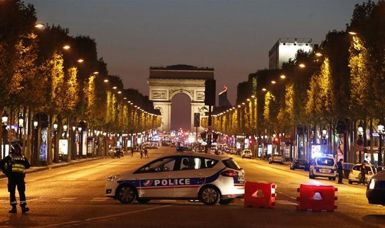 Paris: Attacker kills officer before being shot dead in terror attack