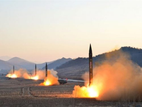 """Pyongyang """"fully prepared"""" for US attack with """"powerful nuclear deterrent"""""""