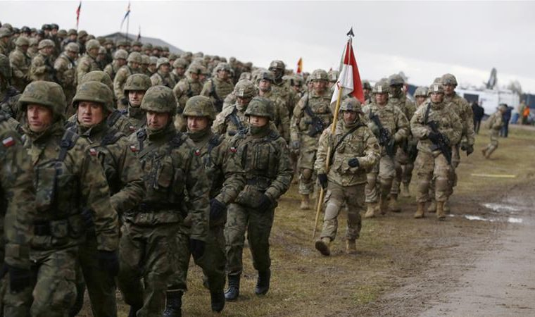 NATO seeks for war with Russia