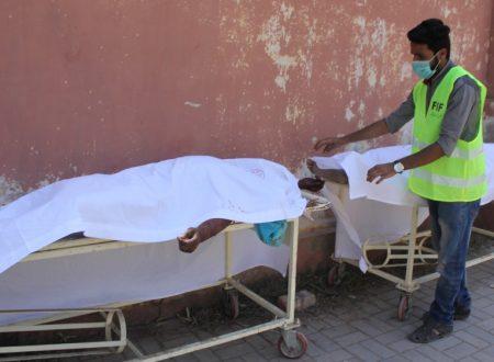 Twenty killed in Pakistan shrine stabbing attack