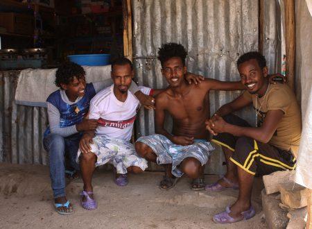 The Eritreans fleeing to Ethiopia
