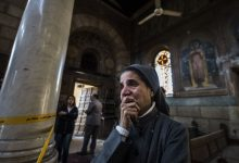Dozens Killed As 2 Attacks Target Coptic Christians In Egypt