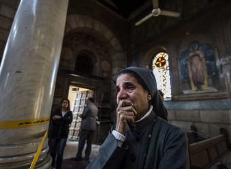 Dozens Killed As 2 Attacks Target Coptic Christians In Egypt
