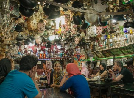 The new touristic craze? Iran! Yes, why not?