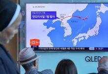 North Korea fires new nuke missile