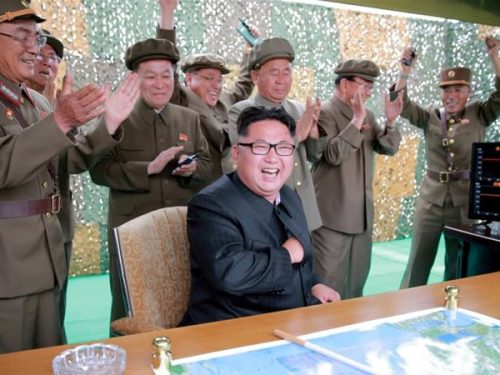 """North Korea is the """"most urgent and dangerous threat"""" to USA supremacy"""