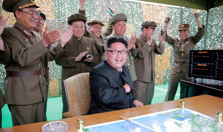 "North Korea is the ""most urgent and dangerous threat"" to USA supremacy"