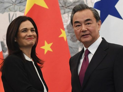 Panama casts away the US and bets on China