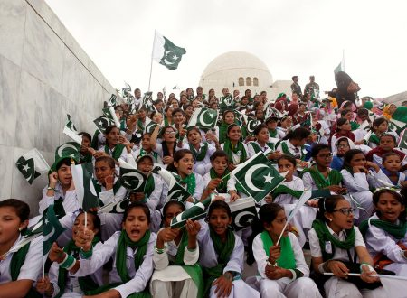 Pakistan's 70th Independence Day at a glance (with a bit of India)